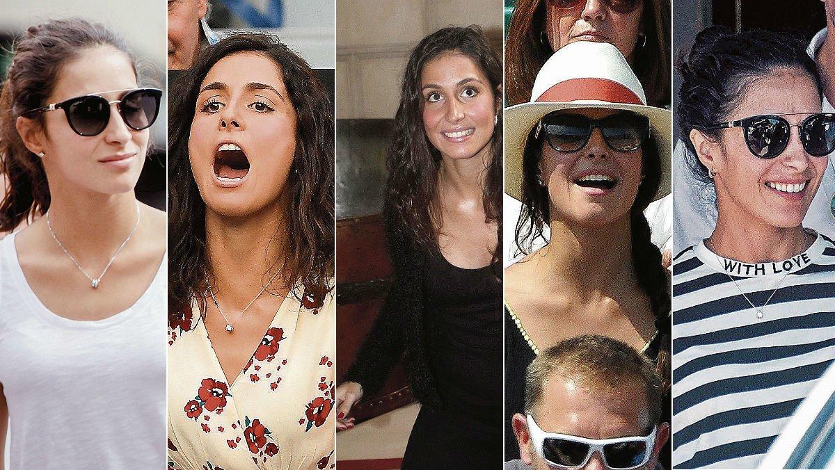 Mery Perelló, la joven sonriente, divertida e intensa, de estilo clásico y mirada serena que este sábado se casará con Rafa Nadal.