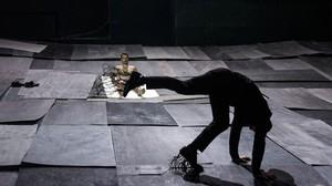 Un momento de la representación de The great tamer.