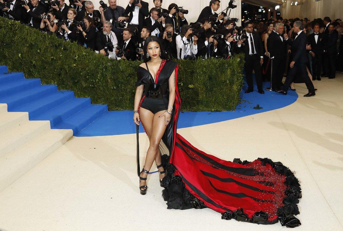 Minaj ya había generado un terremoto en las redes sociales en septiembre al anunciar su retiro de la música.