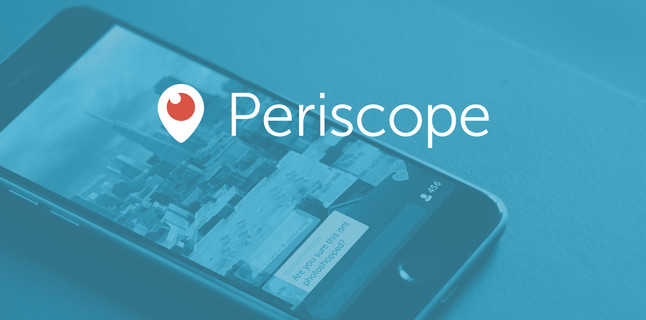 La nueva app para streaming Periscope
