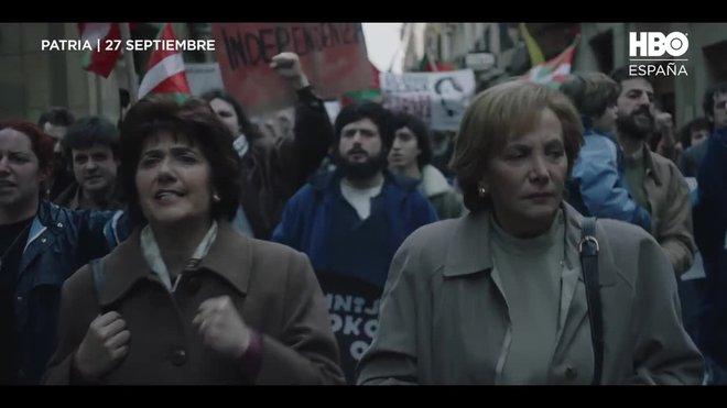 Patria. Estreno en exclusiva el 27 de septiembre en HBO España.