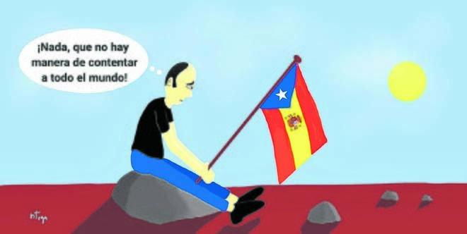 El humor gráfico de Juan Carlos Ortega del 15 de Octubre del 2018