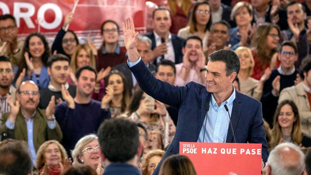 Pedro Sánchez: Los independentistas prefieren un Gobierno del PP para confrontar.