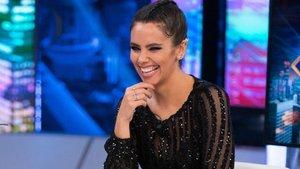 Cristina Pedroche a 'El hormiguero': «No vull passar desapercebuda amb el meu vestit»