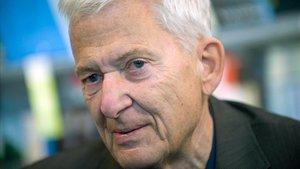 El escritor y dranaturgo sueco Per Olov Enquist.