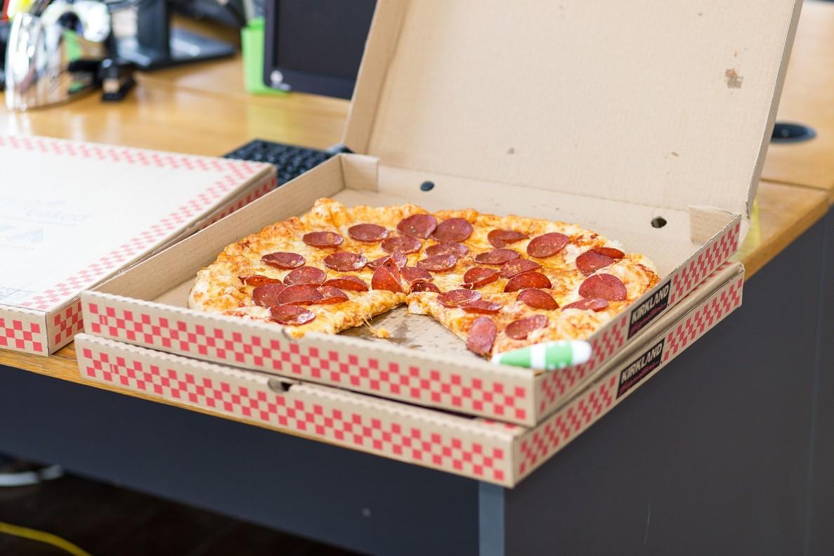 El pedido de Telepizza que hace reír a miles de personas