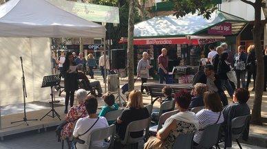 El festival 'Acròbates' lleva la poesía y la música a calles y salas de L'Hospitalet