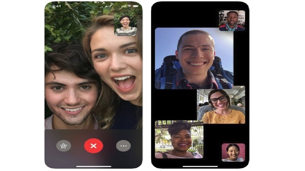 29 ENERO 2019. FACETIME. Portaltic.-Apple suspende la función de grupos de FaceTime por un error que permite ver a usuarios antes de descolgar. FACETIME VIA EUROPA PRESS