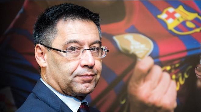 El Barça recurre contra el veto a las 'estelades'