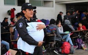 Las víctimas, 68 hombres, 29 mujeres, 20 niñas, 39 niños y 3 bebés recibieron atención médica y realizaron su declaración ante las autoridades ministeriales.