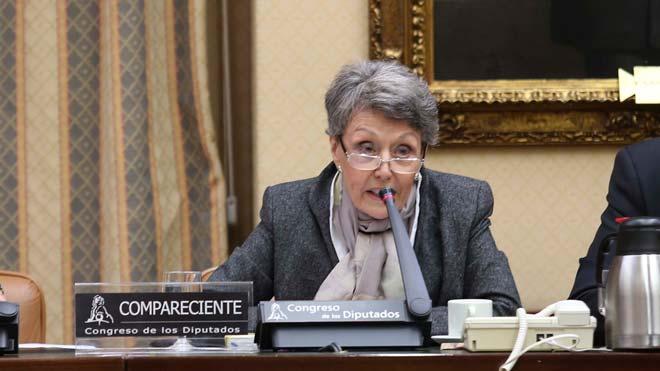 Rosa María Mateo, la interina interminable de RTVE