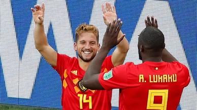 El talento de Bélgica liquida a Panamá
