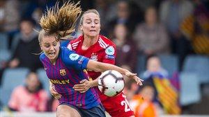 Lieke Martens renova amb el Barça fins al 2022