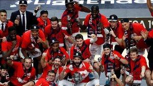 El Baskonia conquereix la Lliga al superar un Barça ofuscat (67-69)