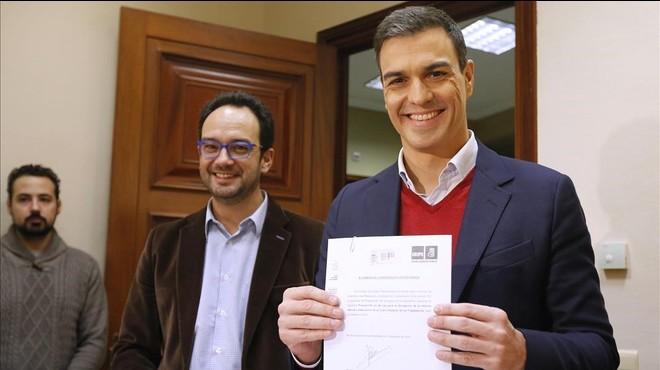 Sánchez traslada a Iglesias la responsabilidad de la falta de acuerdo