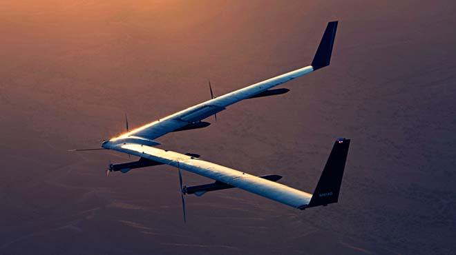 Facebook alcanzó el exitoso segundo vuelo de prueba a gran escala del avión.