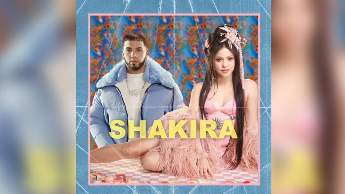 Shakira cambia de imagen para su nueva canción.