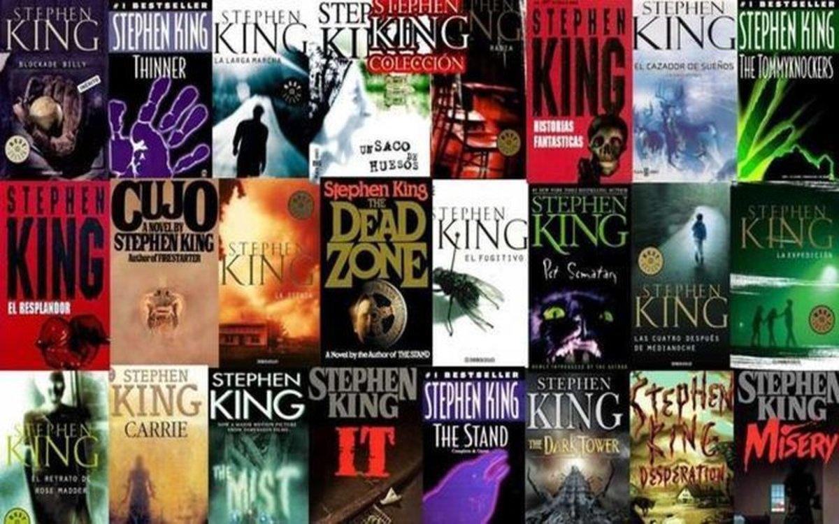 Concurso para ver 13 películas de Stephen King antes de Halloween