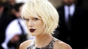 La cantante Taylor Swift, a su llegada a una gala enNueva York, el año pasado.