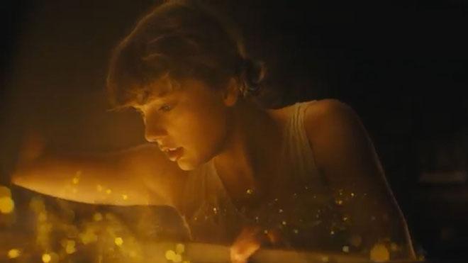 Taylor Swift lanza su álbum 'Folklore', que ya cuenta con su primer videoclip.