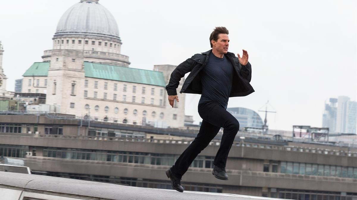 Tom Cruise, en Misión: Imposible-Fallout