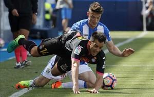 Baptistao acosta l'Espanyol a Europa (0-1)