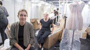 Yolanda Pérez: «Els vestits de núvia seran més portables»