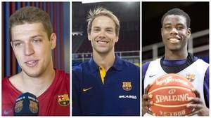Vezenkov, Diagne i Koponen es desvinculen del Barça
