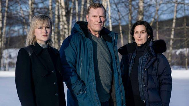 'Wisting', el thriller basado en el bestseller deJørn Lier Horst, en AMC el 27 de febrero.