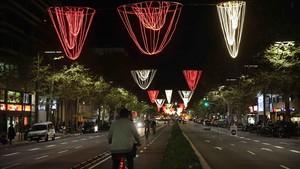 Barcelona suspèn les llicències al Paral·lel i Gran de Sant Andreu