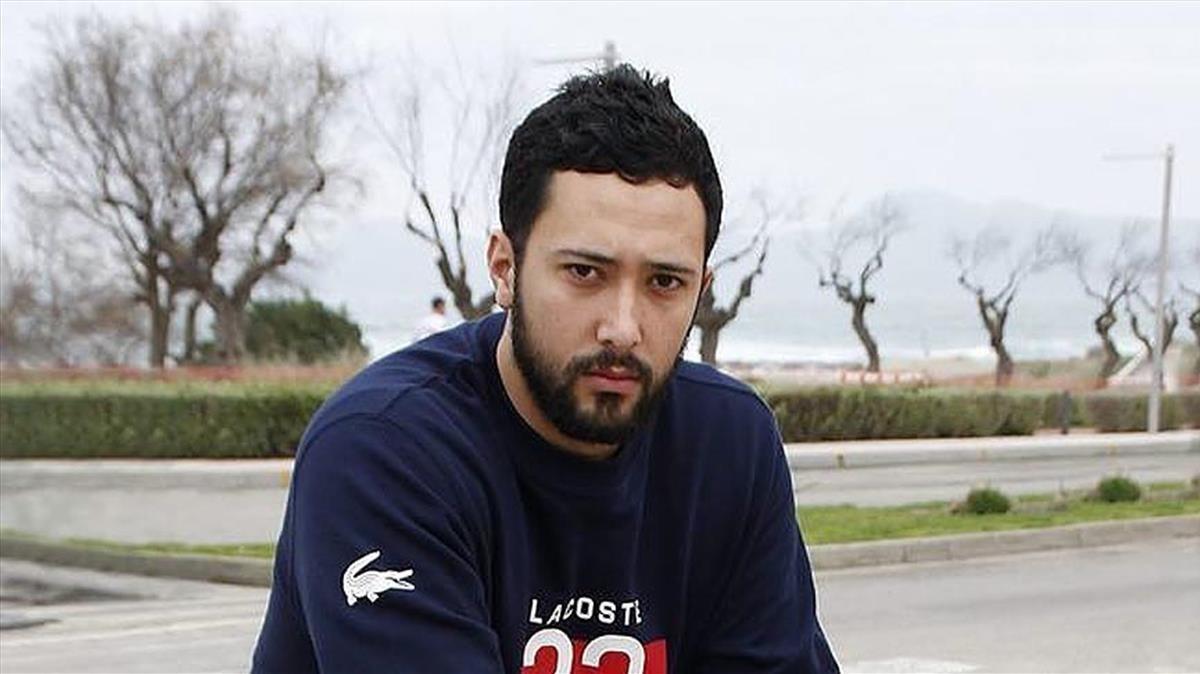 El rapero Valtonyc.