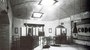 L'estació de Passeig de Gràcia de la L-3 recupera l'arquitectura original de 1924