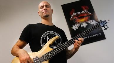 """Carlos Leonardo: «La música metal es como la 'Perla Negra' de Jack Sparrow"""""""