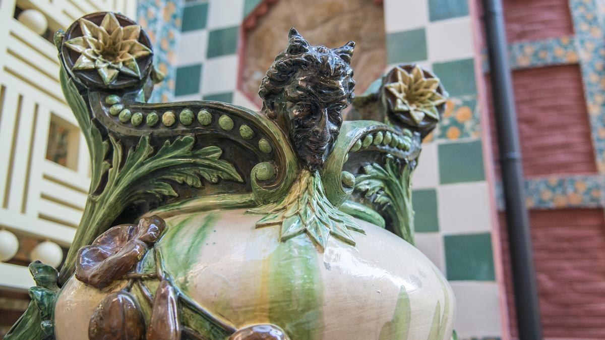 Casa Vicens, un remedio contra la gaudifobia