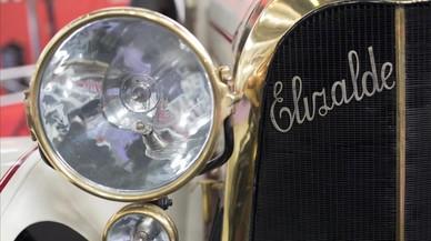 Elizalde, el cotxe maleït de Barcelona