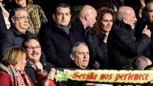 Serrano va coordinar l'operatiu de la nevada des de casa seva, a Sevilla