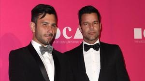"""Ricky Martin: """"Els meus fills m'han preguntat per què tenen dos pares"""""""