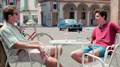 'Call me by your name', el embrujo del primer amor