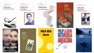 Les 10 novel·les de Philip Roth que cal llegir