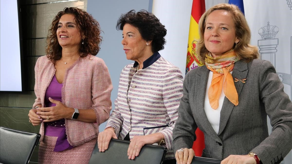 La igualtat de gènere en l'economia