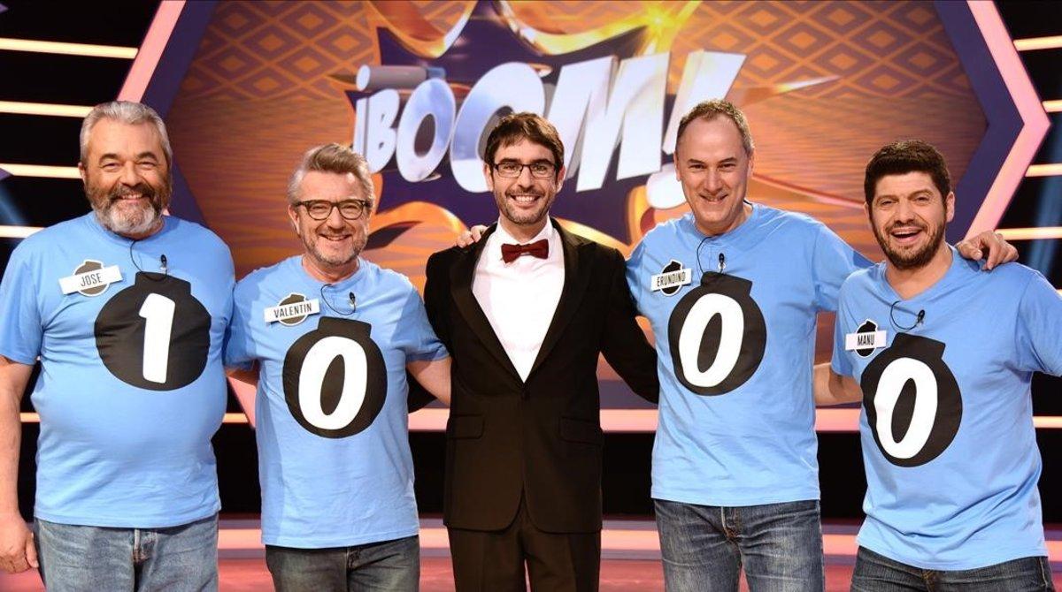 'Boom' arriba als 1.000 programes amb un pot d'infart