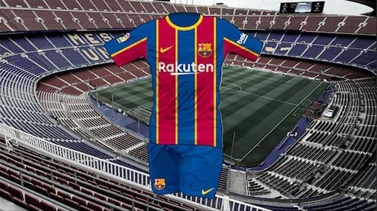 Nike retira la nova samarreta del Barça perquè destenyeix