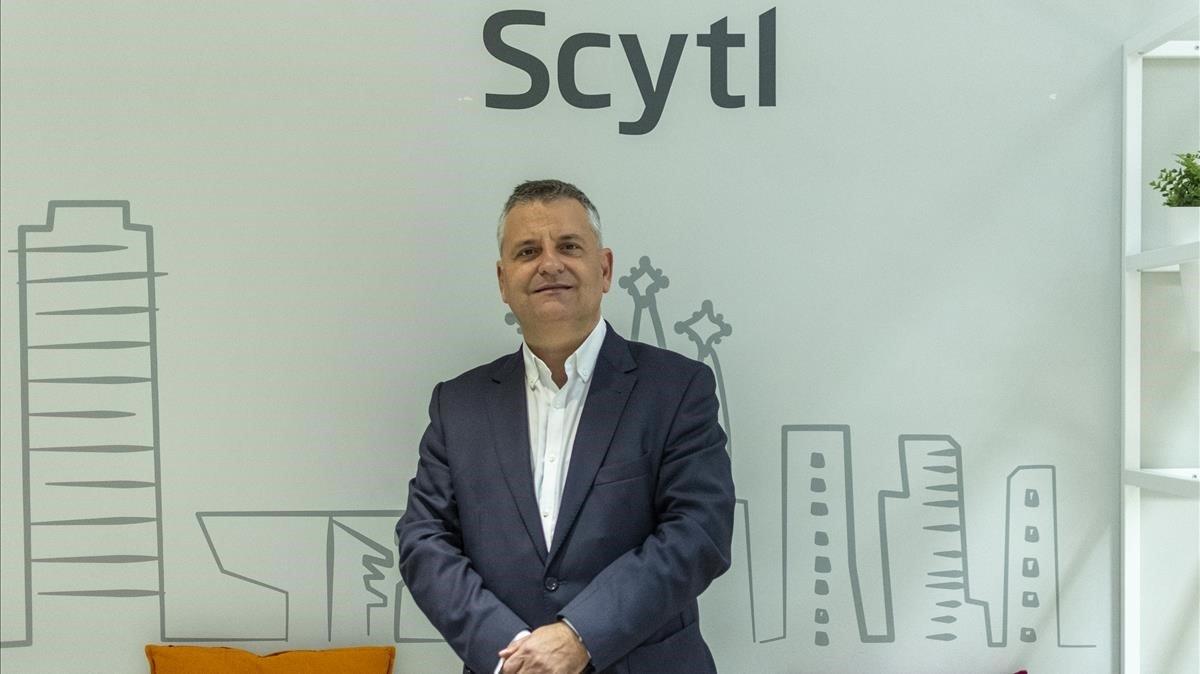 Pere Vallès, presidente de Scytl y director general de Exoticca