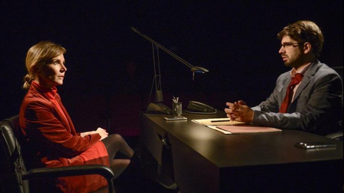 'Sàpiens', con Marta Bayarri y Enric Cambray.