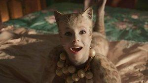 Un fotograma de la muy criticada 'Cats'.