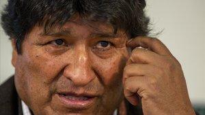 Detinguts dos membres de l'antic Govern quan volien sortir de Bolívia