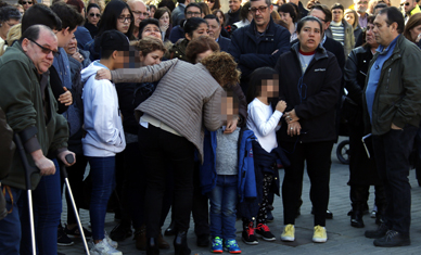 La alcaldesa de Santa Perpètua condena el asesinato