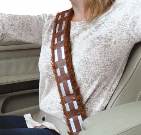 Protector cinturón Chewbacca