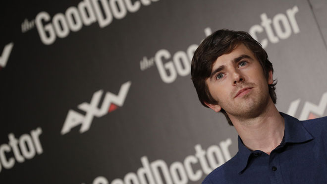 "Freddie Highmore: ""The good doctor' és una sèrie optimista"""