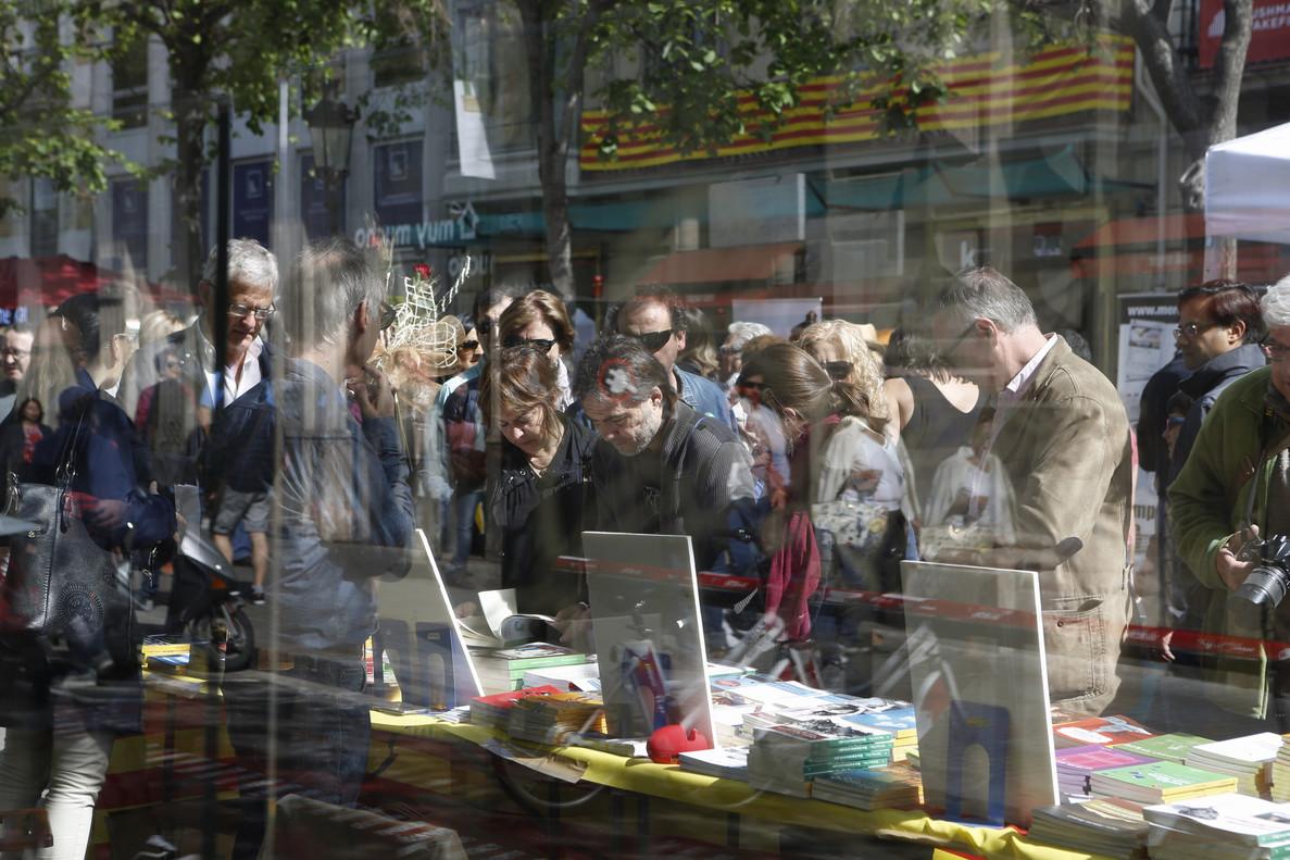 Els llibres més venuts de Sant Jordi 2017